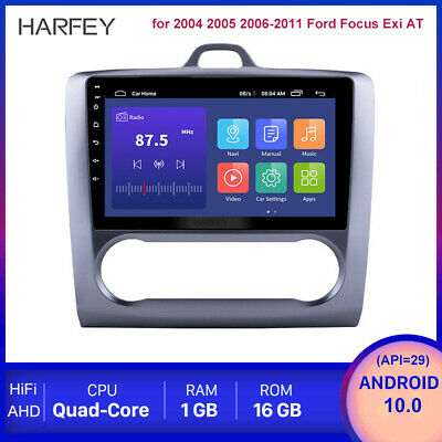 9'' Android 9.1 For 2004 2005 2006-2011 Ford Focus Exi AT GPS 3G WIFI Car Radio • 75£