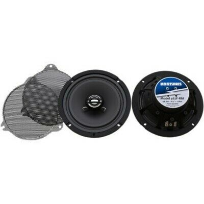 Hogtunes Gen 4 6.5  2 Ohm Front Speakers With Grills For Harley Touring 14-20 • 119.86£