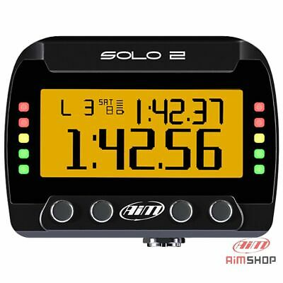 AIM Motorsport Solo 2 GPS CAR Race / Racing / Track / Track Day Lap Timer • 360£