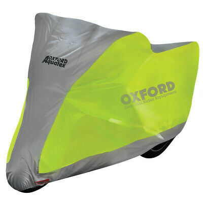 Oxford Aquatex Indoor / Outdoor Small Motorcycle Scooter Commuter Cover (cv220) • 18.45£