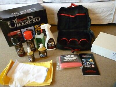 Supagard Ultra Pro Motorcycle Cleaning Kit -Brand New- Never Used • 25£