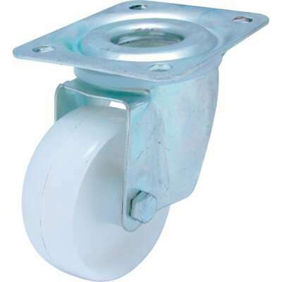 Atlas Workholders 150MM T/P Swivel Castor (S/S) Nylon Wheel • 12.49£