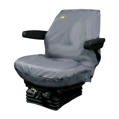 HDD Tractor Seat Cover Small Grey - 93 X 60CM • 21.13£