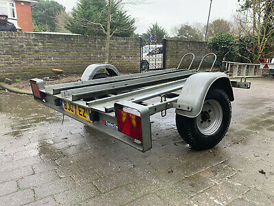 Motorcycle Trailer • 255£