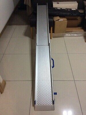 New Pair Of Aluminium Mobility Ramps By Feal T200 160114041 Freeway 21 • 150£