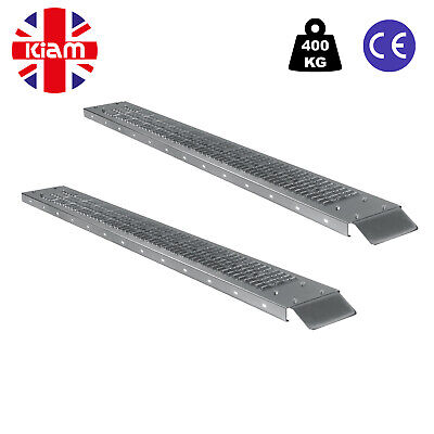PAIR Ramps Lightweight Loading  KYMCO MOBILITY SCOOTER RAMPS 1.85m 400kg • 59.99£