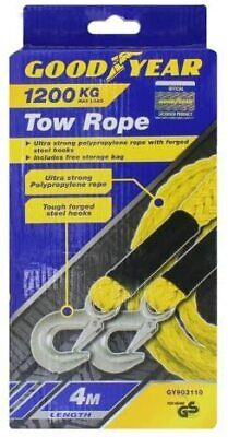 Goodyear 1200KG Tow Rope • 10£