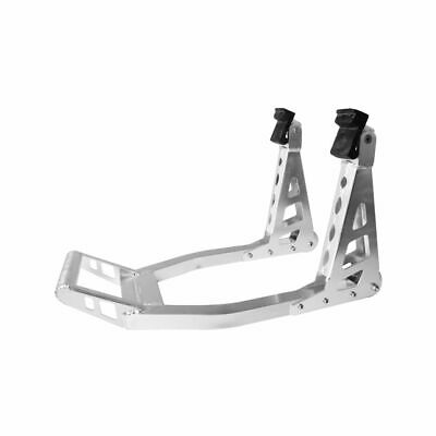 Motorcycle Stand Aluminium For Front Wheel • 52.66£
