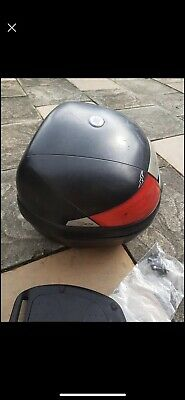 Motorbike Motorcycle Kappa 35 Litre Top Box . Condition Is Used. • 25£