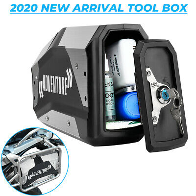 4.2Liters Tool Box For BMW R1200GS LC Adv 04-20 R1250GS ADV 2018-2020 F750GS • 55.19£