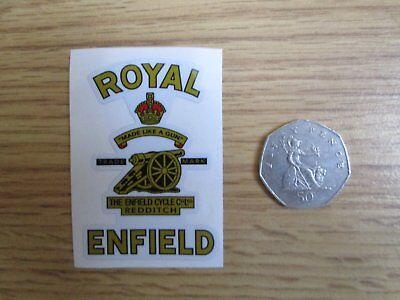 Royal Enfield Motorcycle Sticker • 3.19£