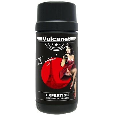 Vulcanet Motorcycle Cleaning Wipes New Waterless Cleaning System 100% Genuine • 34.99£