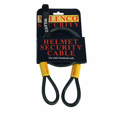 Milenco Milenco Helmet Security Lock Accessory Cable • 9.99£