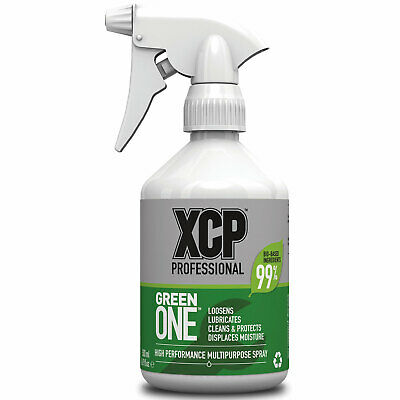 XCP Green One 99% Bio-Based High Performance Multipurpose 500ml Trigger Spray • 8.49£