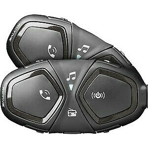 Interphone Active Motorcycle Intercom Twin Pack • 225.99£