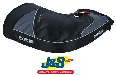 Oxford Products Super Muffs OX395 Windproof Motorcycle Handlebar Protectors J&S • 34.99£