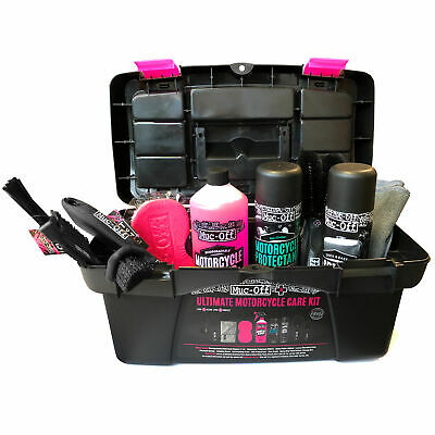 Muc-Off Ultimate Motorbike Motorcycle Cleaning Care Kit Bike Cleaner  • 74.99£