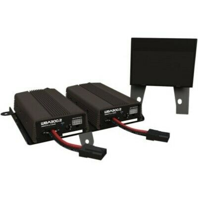 Hogtunes Wild Boar 600 Watt 4-Channel Amp For Harley Touring 14-20 • 561.97£
