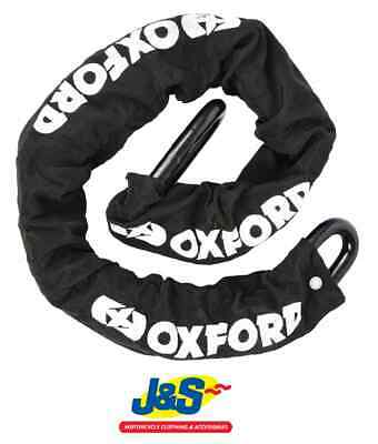 Oxford Products Beast 22mm Chain X 2.0 Metre LK127 Motorcycle Security Lock J&S • 214.99£
