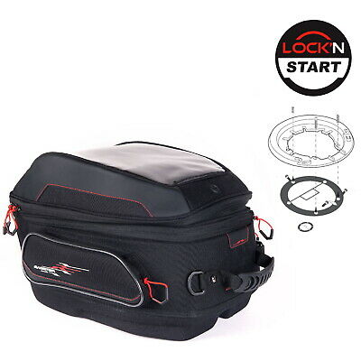 KAWASAKI ZZR 1400 2018 XSR230 Bagster Clipper & Lock Start System Kit • 139.99£