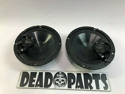 "Harley 6 ½"" Boom Audio Nice 76000320 Speakers  • 64.07£"