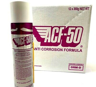 ACF50 Anti-Corrosion Spray Rust Prevention Protection Bike Motorcycle ACF 50 • 14.95£