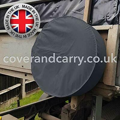 Ifor Williams Spare Wheel Covers For Trailers (small 21  Diameter) • 19.99£