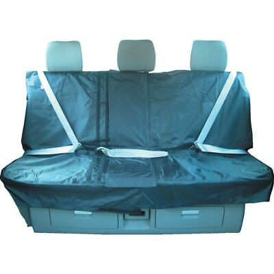 HDD Universal Car Rear Black Seat Cover • 40.91£