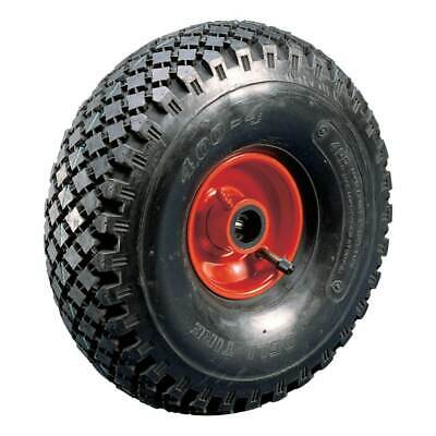Atlas Workholders Pneumatic Tyre Steel Centre 405MM-1 B Wheel • 32.24£