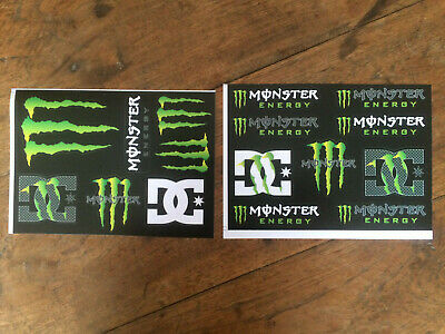 Monster Energy Stickers • 3.99£