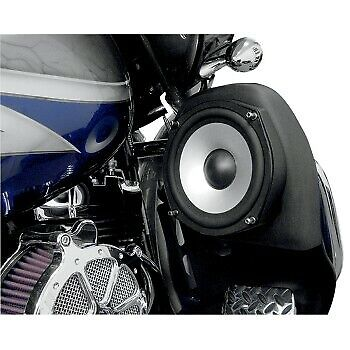 Hogtunes 7  Woofer Kit For Harley Touring Models W/ Vented Fairing Lowers FL-7W • 157.32£