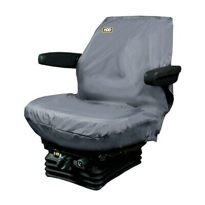 HDD Tractor Seat Cover Large Grey - 93 X 60CM • 22.98£