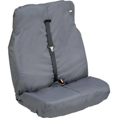 HDD Universal Van Double Grey Seat Cover - 96 X 109CM • 31.09£