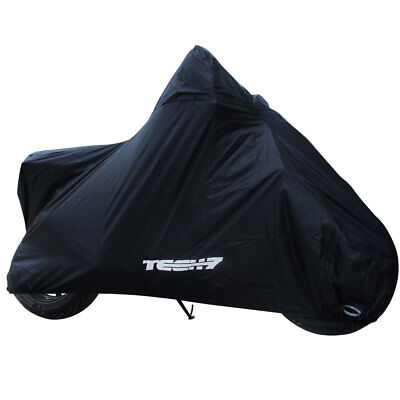 Tech7 Shadow Winter Waterproof Rain Cover Motorcycle Scooter Black Extra Large • 11.99£