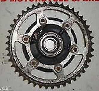 Yamaha Yzf R6 2006 2007 2co:sprocket Carrier - Rear:used Motorcycle Parts • 39.99£