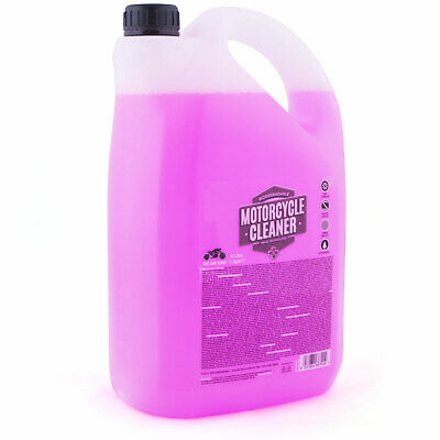 Muc Off Motorcycle Motocross Bike Nano Tech Cleaner 5 Litres Refil 5L New • 18.75£