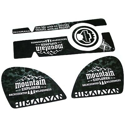 For Royal Enfield Himalayan Fuel Tank Pad Sticker Protector Decal • 20.99£