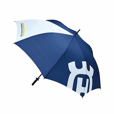 Husqvarna Motorcycle Logo Corporate Large Umbrella Brolly 130cm Blue/White  • 29.99£