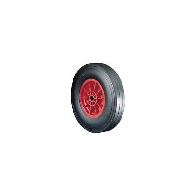 Atlas Workholders Rubber Tyre Polyprop' Centre 405MM-25MMB Wheel Roller Bearing • 42.99£