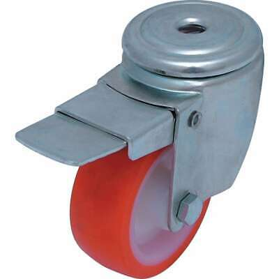 Atlas Workholders 80MM B/H Swivel Castor (S/S) P/N Wheel Brake • 8.49£