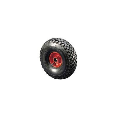 Atlas Workholders Pneumatic Tyre Steel Centre 260MM-25MMB Wheel Roller Bearing • 35.46£