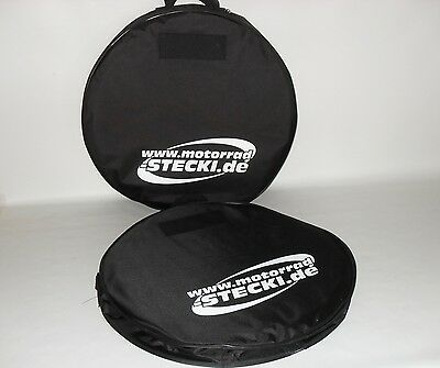 Felgentaschen Bicycle Bags Motorcycle To 17 Inch Carry Bag • 135.34£