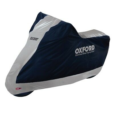Oxford Aquatex - Motorbike Motorcycle Cover Size L Large CV204 • 21.88£