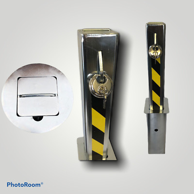 Ultimate Heavy Duty Telescopic Vehicle Security Post Autolock RT • 100£