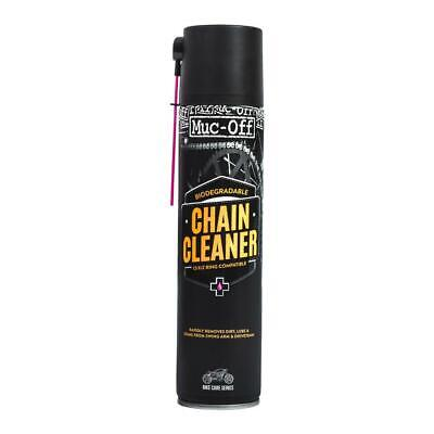 Muc-Off Motorcycle Chain Cleaner 400ml Biodegradable Motorcycle Bike Chain Care • 8.49£