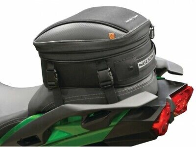 Motorcycle Expandable Seat/Tail Bag - CL1060-R Commuter Nelson Rigg 12-15 Litres • 105£