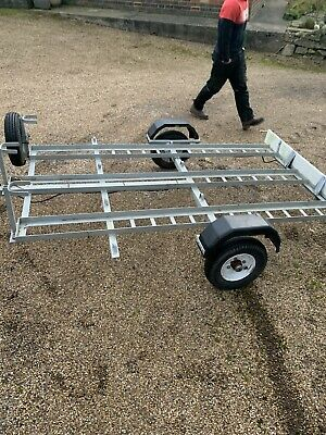 Triple Motorbike Trailer - Very Low Miles • 400£