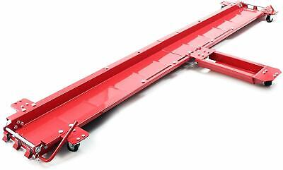 Professional Motorbike Motorcycle Parking Dolly Stand Up To 567kg Garage Mover • 169.99£