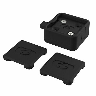 Oxford CLIQR Motorcycle Motorbike Surface Device Mount System Black • 19.99£