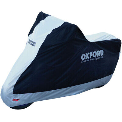 Oxford Aquatex Outdoor Waterproof Motorcycle Dust Cover Large With Top Box • 21.39£